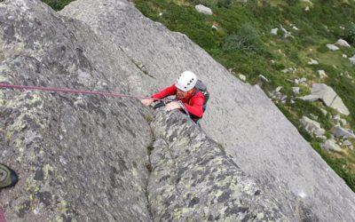 Climber Ali di Legno, Vallone di Sea