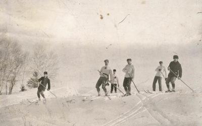 Piccola storia dello scialpinismo nelle Valli di Lanzo e dintorni