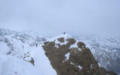 Il Monte Rosso d'Ala, la direttissima da Mondrone