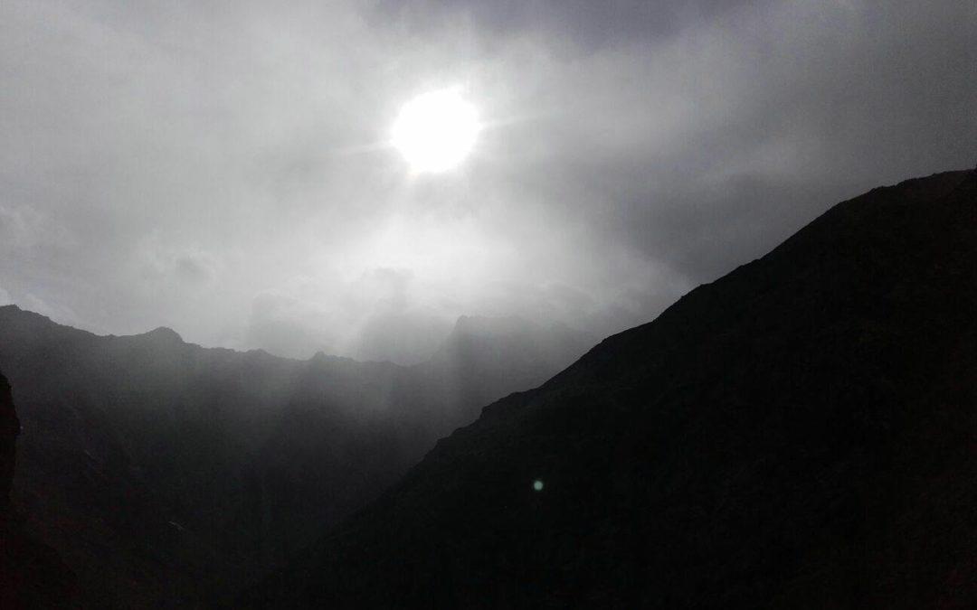Storie d'acqua…non esiste salvagente per l'alpinista