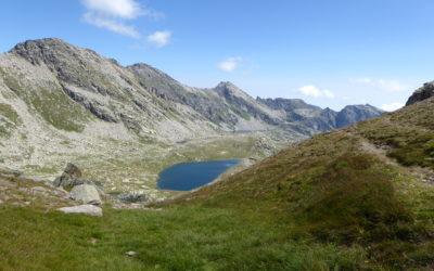 Giro dei Laghi della Fertà (2557m) e d'Unghiasse (2494m) per i Valloni di Vercellina e di Unghiasse