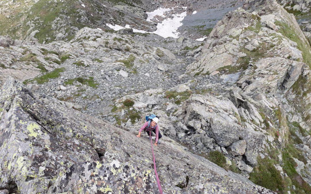 Monte Turlo (2590m) – Cresta Nord