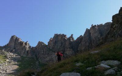 Picchi del Seone (2772m) – traversata sud nord