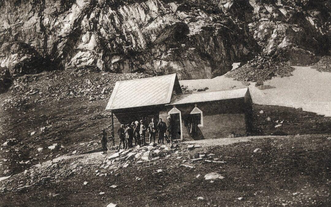 Il rifugio Peraciaval un'antica passione