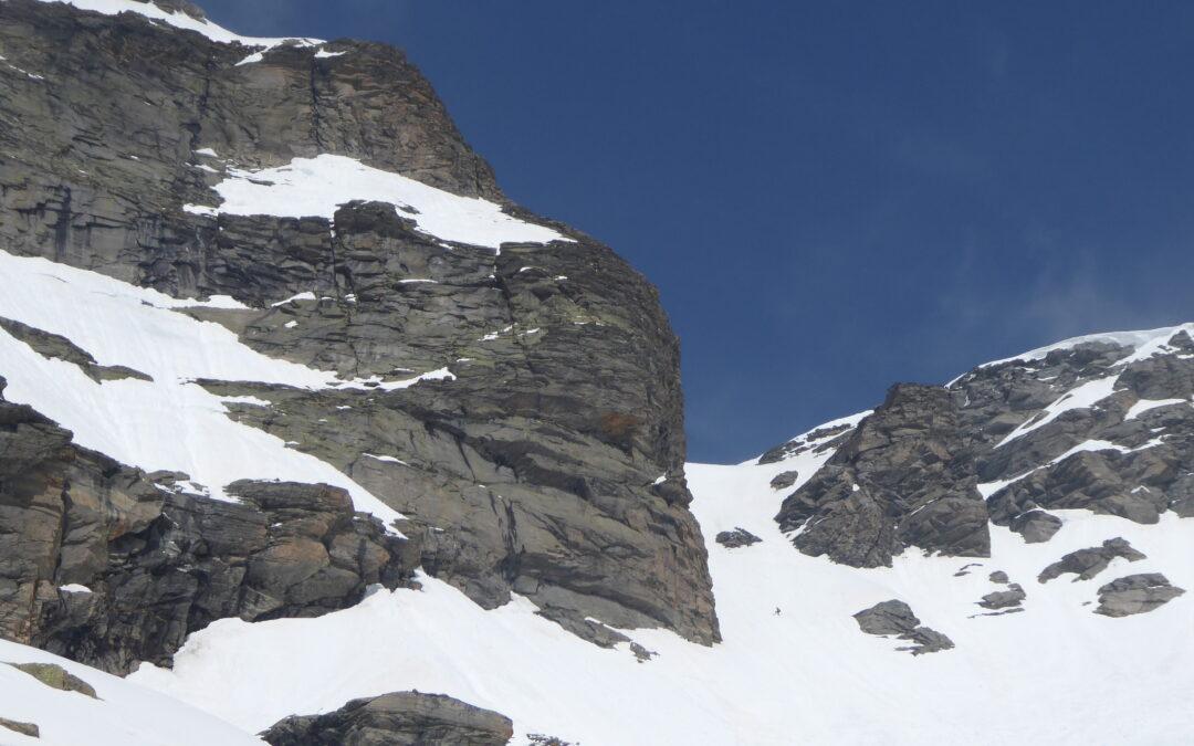 "P.ta Girard (3262m) per la ""Talancia"" Girard"