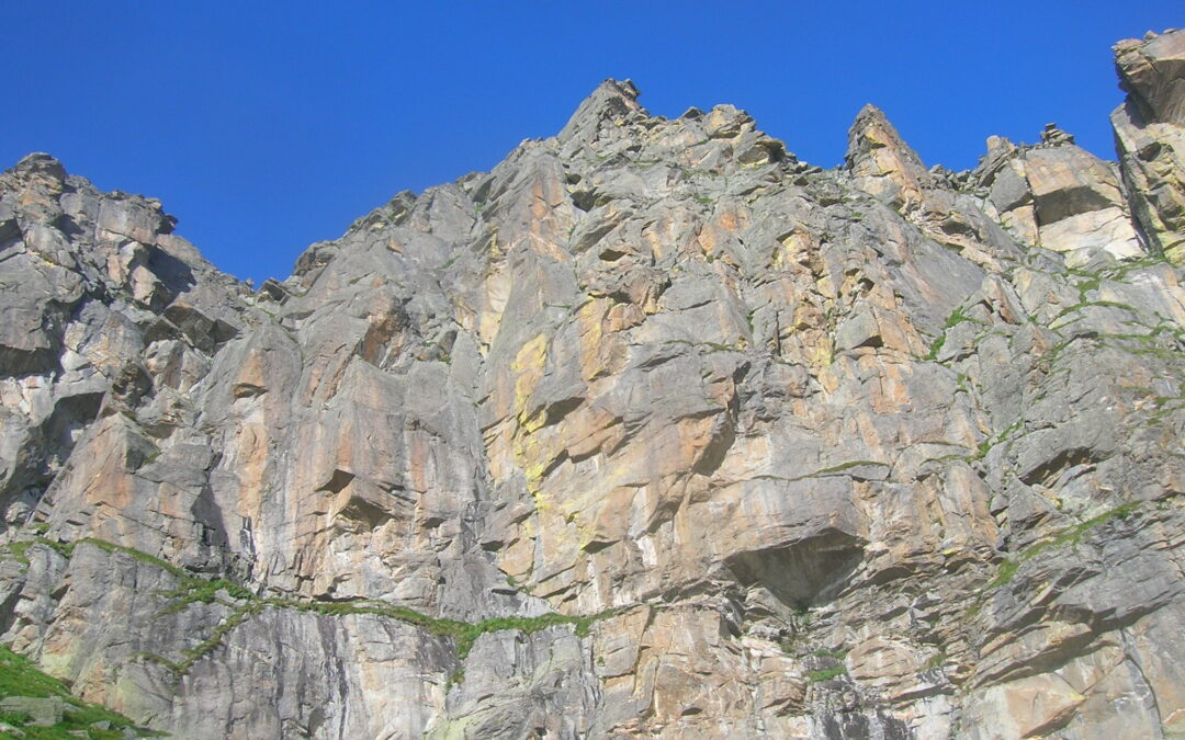 Scalate sulla Cima Giardonera (2784m)