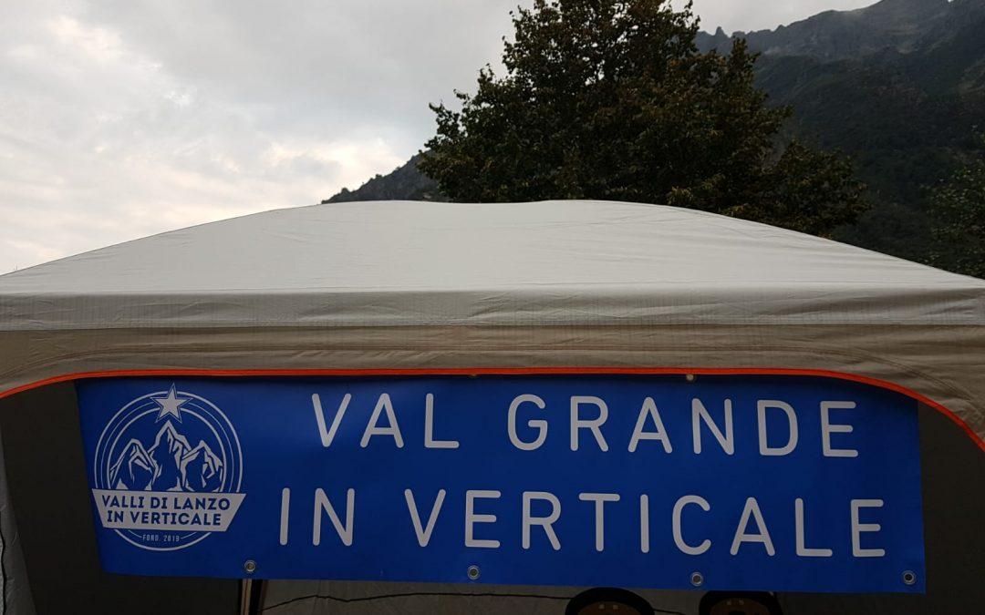 Raduno Val Grande in Verticale 2021