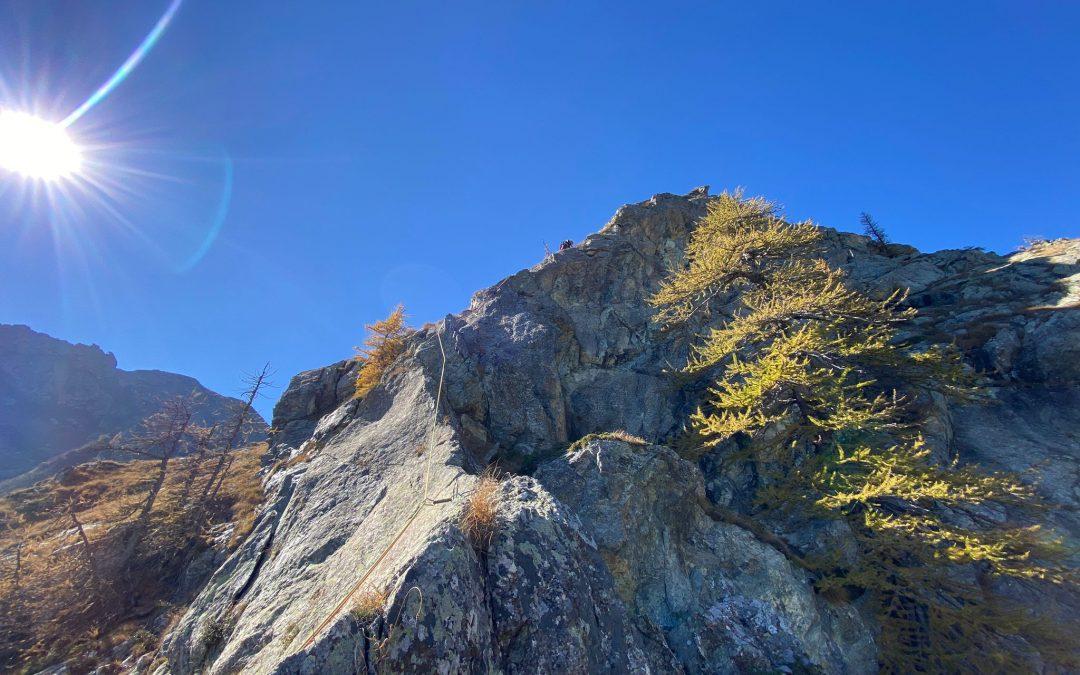Rocca Tovo (2300m) – via Giustetto-Grassi